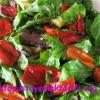 Izgara Sebzeli Yeşil Salata