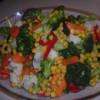 Karnabahar Brokoli Salatası