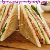 Kulüp Sandviç Tarifi