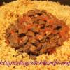 Pilavlı Tas Kebabı Tarifi