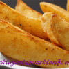 Elma Dilim Patates Kızartması Tarifi