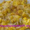 Kahvaltılık Patatesli Yumurta Tarifi