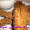 Mısır Unlu Patlıcan Kızartması Tarifi