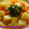 Zeytinyağlı Kereviz Yemeği Tarifi