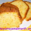 Portakallı Kolay Kek Tarifi