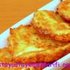 Kaşar Peynirli Patates Mücveri Tarifi