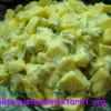 Mayonezli Hardallı Patates Salatası Tarifi