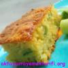 Mısır Unlu Pırasalı Kek Tarifi