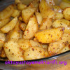 Fırın Poşetinde Baharatlı Patates Tarifi