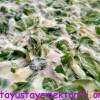 Tavuklu Yoğurtlu Semizotu Salatası Tarifi