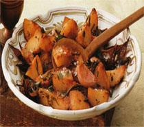 firinda kirmizi soganli patates