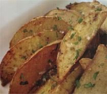 limonlu sarimsakli patates