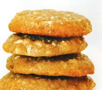 findik ve sakizli kurabiye