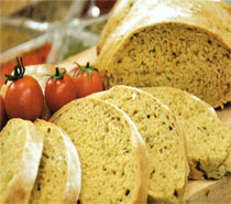 baharatli ekmak