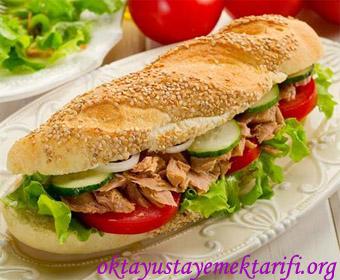 ton balikli sandvic