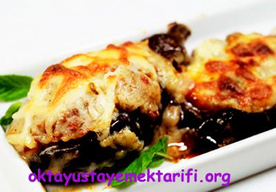 besamel soslu karniyarik