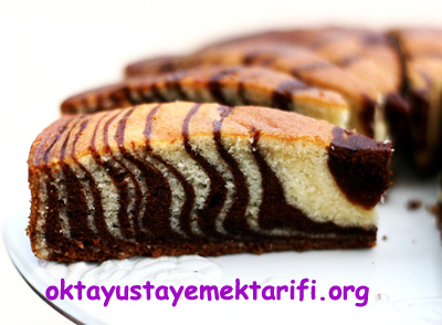 oktay usta zebra kek