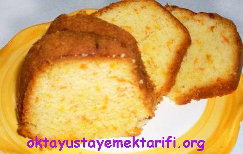portakalli kolay kek