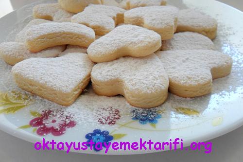 sekilli un kurabiyesi