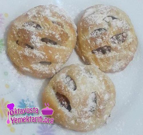 kafes kurabiye