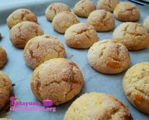 portakalli anne kurabiyesi