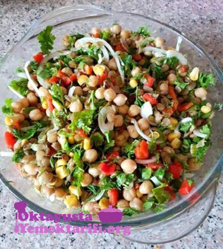 nohut salatasi