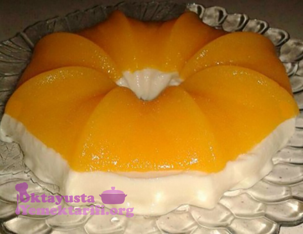 portakalli prenses taci tatlisi