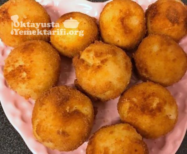 peynirli patates toplari